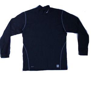 Nike Pro | Fit Athletic Mock Collar Shirt | XL